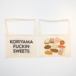 Anoraks | Life Is Journey Tote [KORIYAMA]