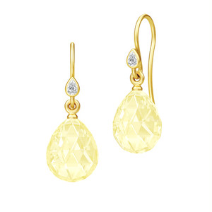 JULIESANDLAU BALLERINA EARRING LEMON