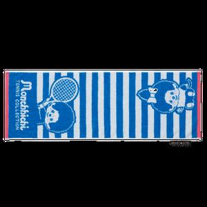 M0033 モンチッチ [今治]タオル ブルー