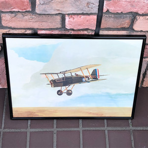 Sopwith Snipe R.F.C. C1106 Picture & Frame