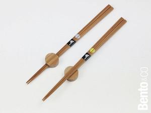 煤炭化竹箸&箸置き