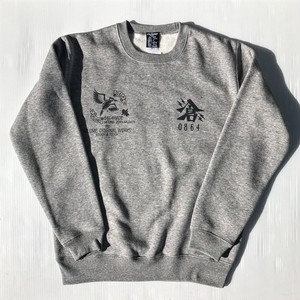 VOLUME ORIGINAL / VOLUME+JETWRENCH 0864SOUVENIR SWEAT