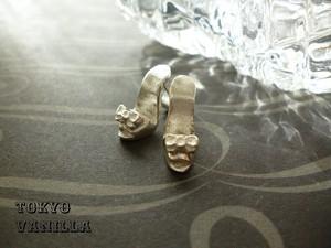 Cinderella - silverピアス2点set(両耳用) - D