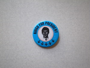BADGE / RINGO STARR