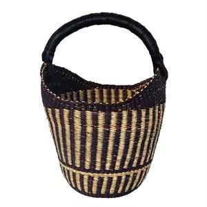 ガーナの手編みかごバッグ 1 / Ghanian Basket Bag 1
