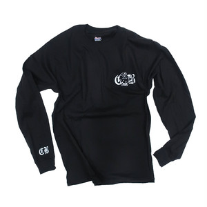LONG SLEEVE T-SHIRT(Black)
