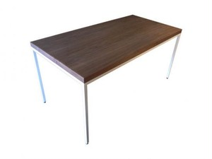 Dining Table2 -Walnut Top-