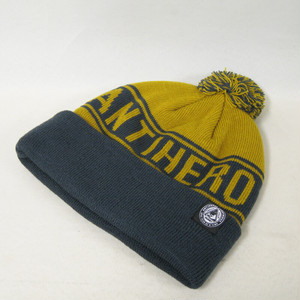 【ANTIHERO】STAY READY POM BEANIE