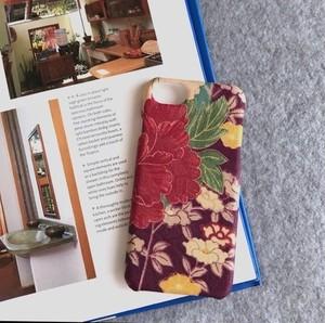【 KIMONO 】大正浪漫・アンティーク着物のiPhoneケース