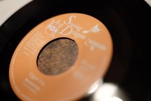 Majestics 7inchレコード <Upper Cut / No Good,So Good>