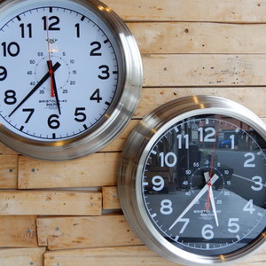 Wall Clock Bristol S-40 全2種
