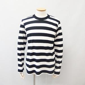 [SALE]DOUBLE STANDARD CLOTHING(ダブルスタンダードクロージング)Men's ストレッチボーダーロンT [定価14000円]