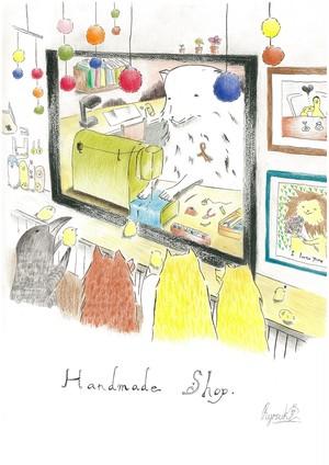 Handmade Shop.