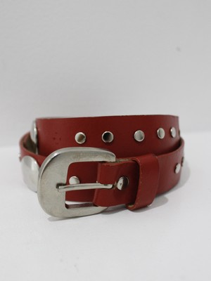 used red belt
