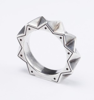 PRISM RING (SILVER)