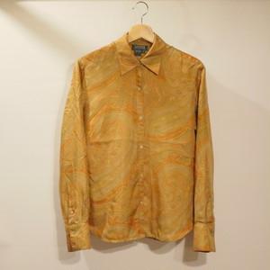 RALPH LAUREN Silk shirt Size6