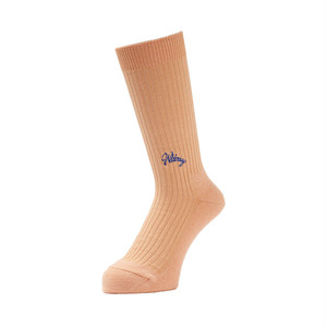 WHIMSY - EMJAY SOCKS (Smoke Orange)