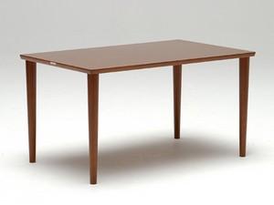 【カリモク60】ダイニングテーブルW1300 ウォールナット