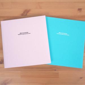 布クロスアルバム de favine【ドゥファビネ】フエルアルバム Lサイズ IT-LD-191 2019年限定