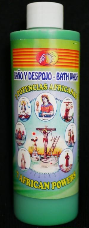 バスウォッシュ セブンアフリカン Bath Wash 7AFRICAN