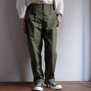British Military Pants #2 / ミリタリー ファティーグ パンツ