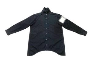 19AW  コットン高密度平織りワイドシャツ / High density plain weave cotton wide shirts