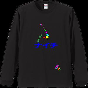 【沖縄限定】ナイチ Tシャツ(黒)