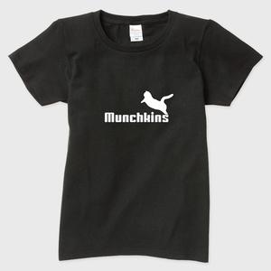 マンチカンズ Tシャツ レディースL