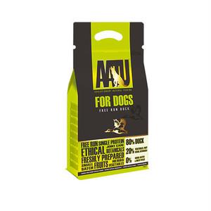 ヒューマングレードの原材料【ドッグフード総合栄養食】AATU アートゥー80/20 ダック 1.5kg