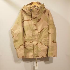"U.S.ARMY 2000's ECWCS Desert Camouflage GORE-TEX Parka GEN1 SizeM-XS ""Dead Stock"""