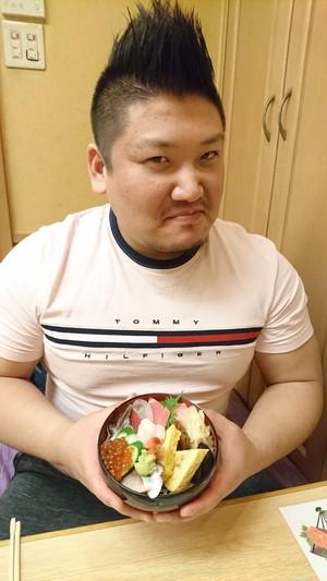エントリーNo8 熊ゴロー(現役プロレスラー!)