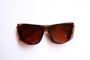 KRASNER with Clip  - Orange Tort -