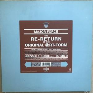 Cut Chemist / The Re-Return Of The Original Art-Form