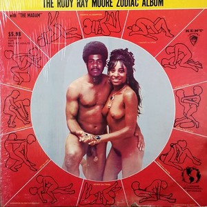 Rudy Ray Moore Featuring The Madam - The Rudy Ray Moore Zodiac Album