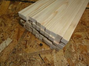 杉集成材端材