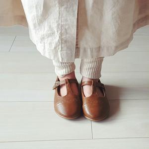【kids】T-strap shoes(ラスト21cm)