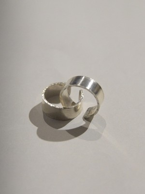 【grün⁺】PLAIN THICK RING 7mm