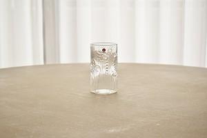 Nuutajarvi Flora glass cup(Oiva Toikka)