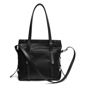 112ABG04 Leather bag 'micro-atelier' トートバッグ