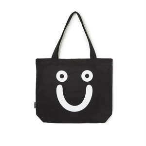 POLAR SKATE CO HAPPY SAD TOTE BLACK