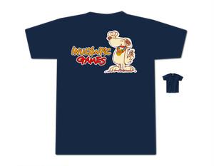 【メトロブルー】ロゴ入りTシャツ(第一弾お申込締切:6月10日)