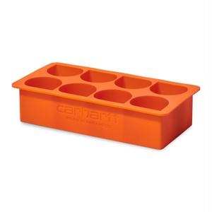 CARHARTT WIP C LOGO ICE CUBE TRAY - Carhartt Orange