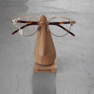 Kearny Sirmont brow clear yellow/鼈甲 (clear lens)
