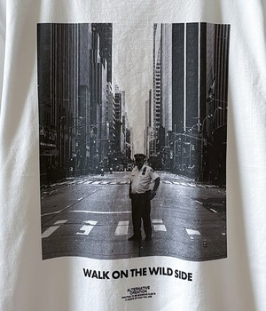 T-SHIRTS -WALK ON THE WILD SIDE-