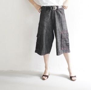 Price down! vintage skater half pants