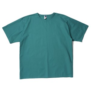 SMOKE T ONE COTTON S/S T-SH(Turquoise Green)