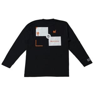 TARGET LongsleeveT-shirt 003(black)