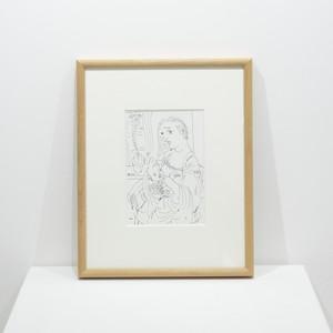 No.145 -「窓辺の母子像」朴成浩