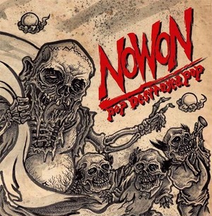 "NOWON ""POP DESTROYED POP"" / CD"