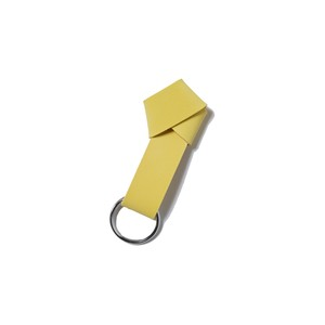 "HIRARI ""SO EXCLUSIVE"" KEY HOLDER(YELLOW)"